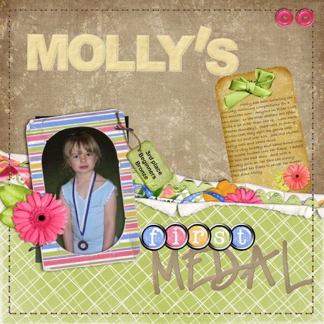 mollys-first-medal